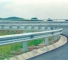 Highway galvanised guardrail W beam/Terminal buffer end/solar robotic flagman