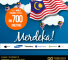 Fully Mobile Friendly Website Merdeka Promo- One Time Pay