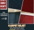 Buy Rejet Carpet From Alaqsa Carpets Malaysia
