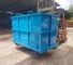 Bucket Waste Bin 6.5 ft L x 4 ft W x 4 ft H