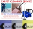 Carpet Cleaning Services At Rm0.25/sqft Only!
