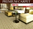 Premium carpet softer and more luxurious !!