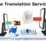 Online Certified Translation services