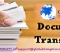 Documents Translation services