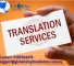 4 Jun Certified Translation services