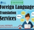 21 Sept Certified Translations services