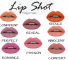 Lip Shot Lipmatte