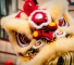 Lion Dance and Season Drums