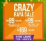 Crazy Raya Sale!! Perfect Event Carpet Solutions At Cheapest Price!