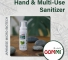 Oommi Probiotics Hand-sanitizer, Natural Hand Sanitize