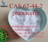 Supply Phenacetin powder, cas62-44-2 fenacetin  bulk shipping Canada Usa